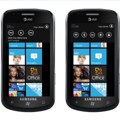 Concept de téléphone Windows Phone Apollo
