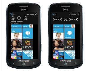 Concept de téléphone Windows Phone Apollo