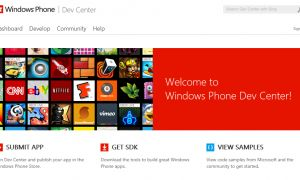 Les applications Windows Phone maintenant cryptées