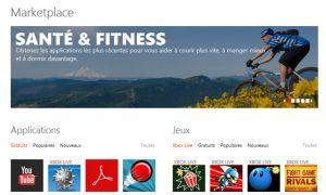 Le Marketplace Web de Windows Phone est en ligne