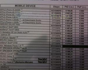 Les Windows Phone Nokia dès novembre en Europe pour moins de 500€