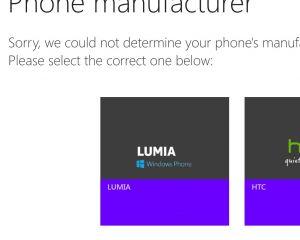 Windows Phone Recovery Tool supporte désormais les terminaux HTC