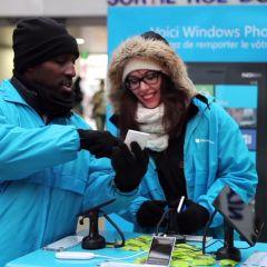 Nouvelle tournée de Microsoft pour présenter les WP8 et la Surface RT