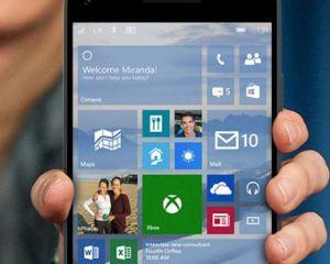 [Rumeur] Windows 10 Mobile pourrait être lancé en septembre ou octobre