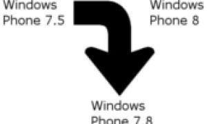 Les Windows Phone actuels seront mis à jour vers Windows Phone 7.8 !
