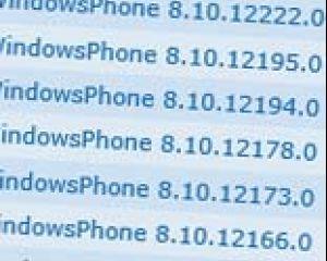 Windows Phone 8.1 : Microsoft et Nokia continueraient les tests