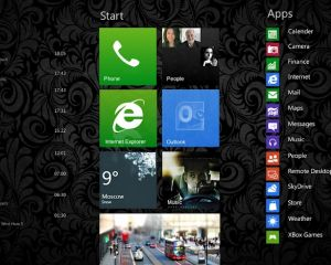 Concept : un centre de notifications pour Windows Phone