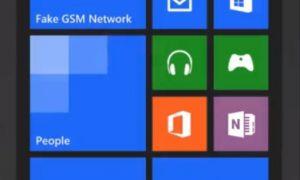Présentation de Windows Phone 8 en vidéo depuis l'émulateur