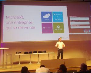Retour sur la conférence de presse de Microsoft France du 24/09