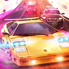 [Test] Asphalt Overdrive : endless driver