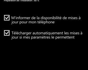 La mise à jour Windows Phone 8.1 GDR2 vous est proposée avant Windows 10 TP ?