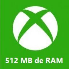 Plus de 40 jeux Xbox Live désormais compatibles en 512 MB de RAM