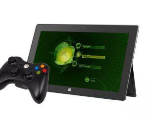 Xbox Surface :une tablette de 7 pouces dédiée aux jeux vidéo? (rumeur)