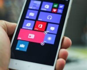 Windows 10 : le Xiaomi Mi 4 sous l'OS de Microsoft en vidéo