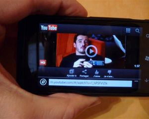 Mise à jour du lecteur natif YouTube pour Windows Phone