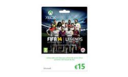 Carte-cadeau Xbox de 15 €