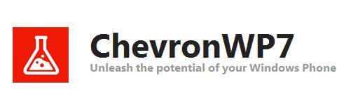 chevron wp7 labs logo