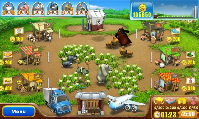 farm frenzy 2 windows phone