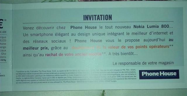 invitation the phone house 4