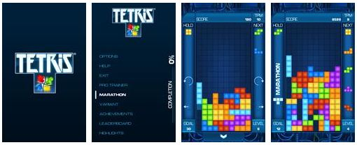 tetris windows phone