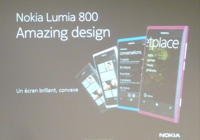 lumia 800 colors