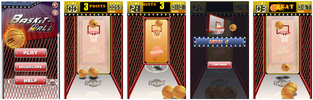 basketball windows phone
