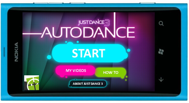 Autodance prochainement sur Windows Phone