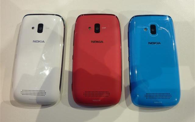 lumia 610 couleurs