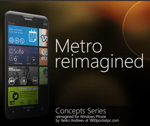 concept interface windows phone 8