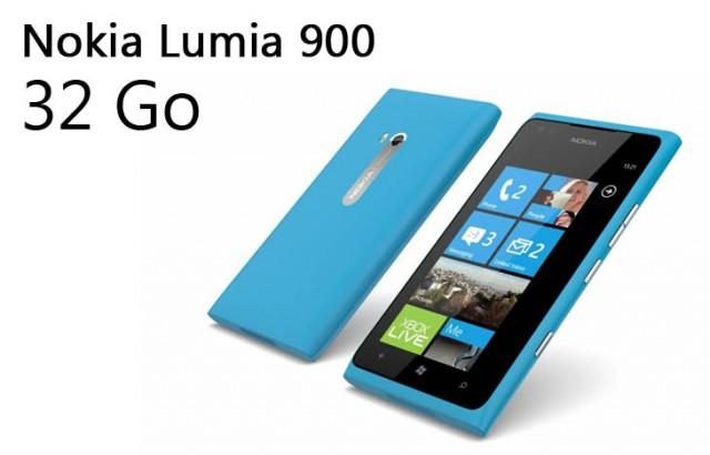 lumia 900 32 go