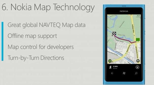 nokia maps windows phone 8