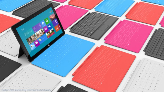 microsoft surface cover