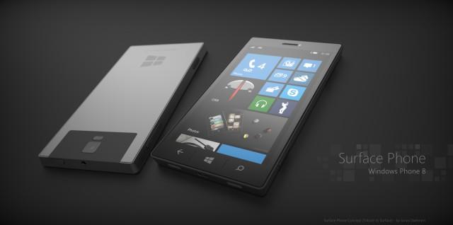 windows phone surface