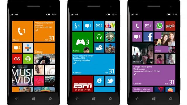 smartphones windows phone 8