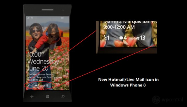 wp8 notifications