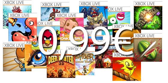 xbox live 0.99€