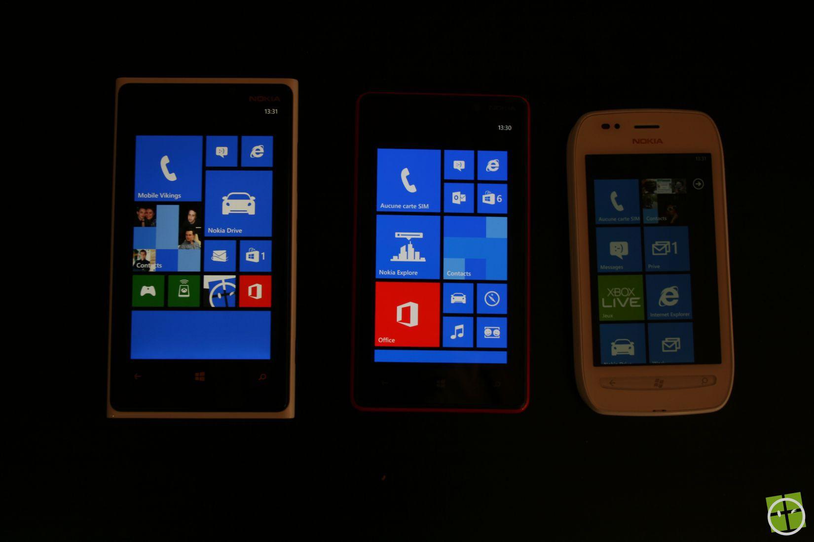 Test du nokia lumia 920 sous windows phone 8 monwindows for Photo ecran lumia 920