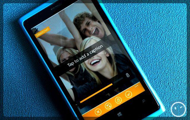 swapchat-windows-phone-application-monwindowsphone.com