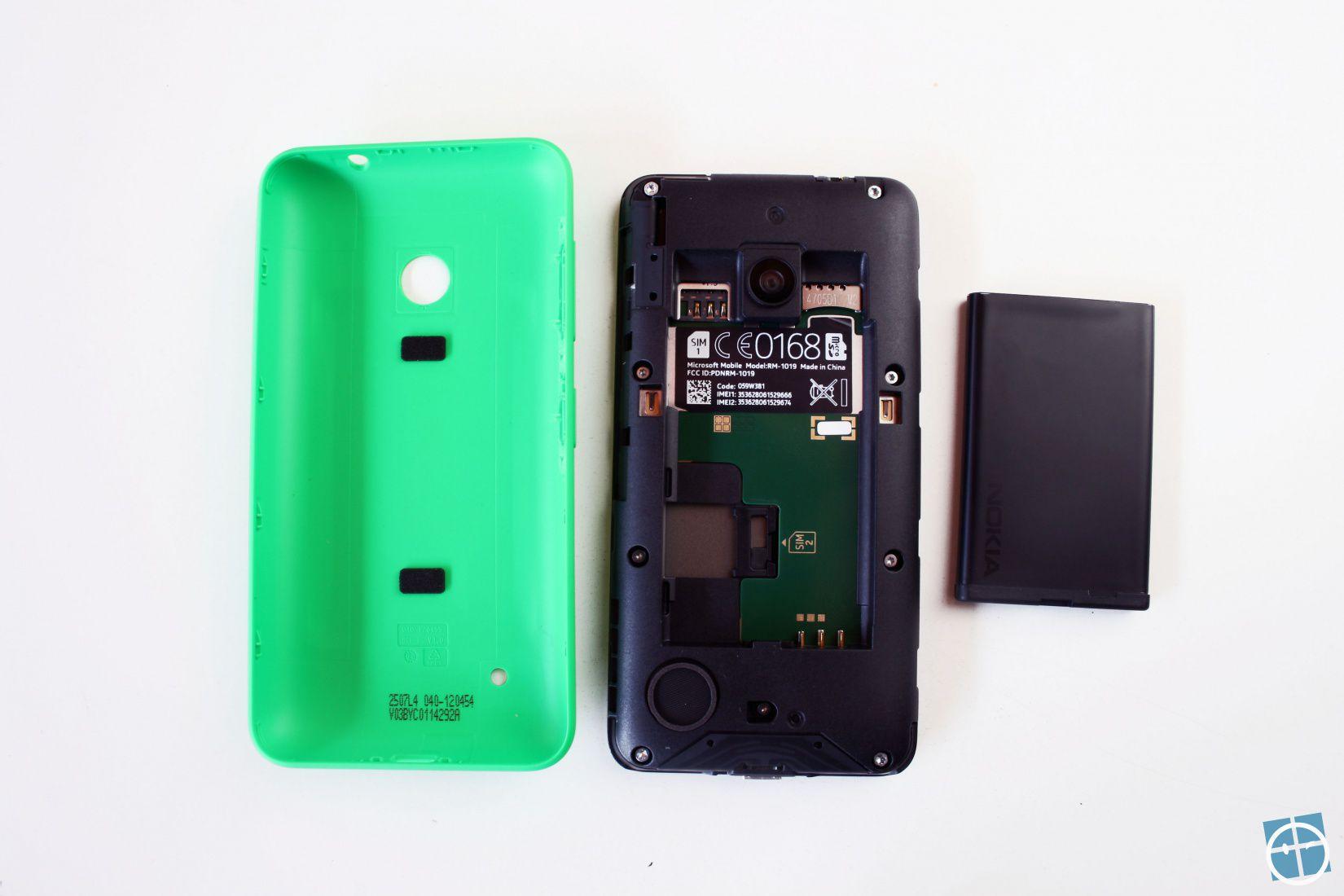 blog test du nokia lumia  sous windows phone t