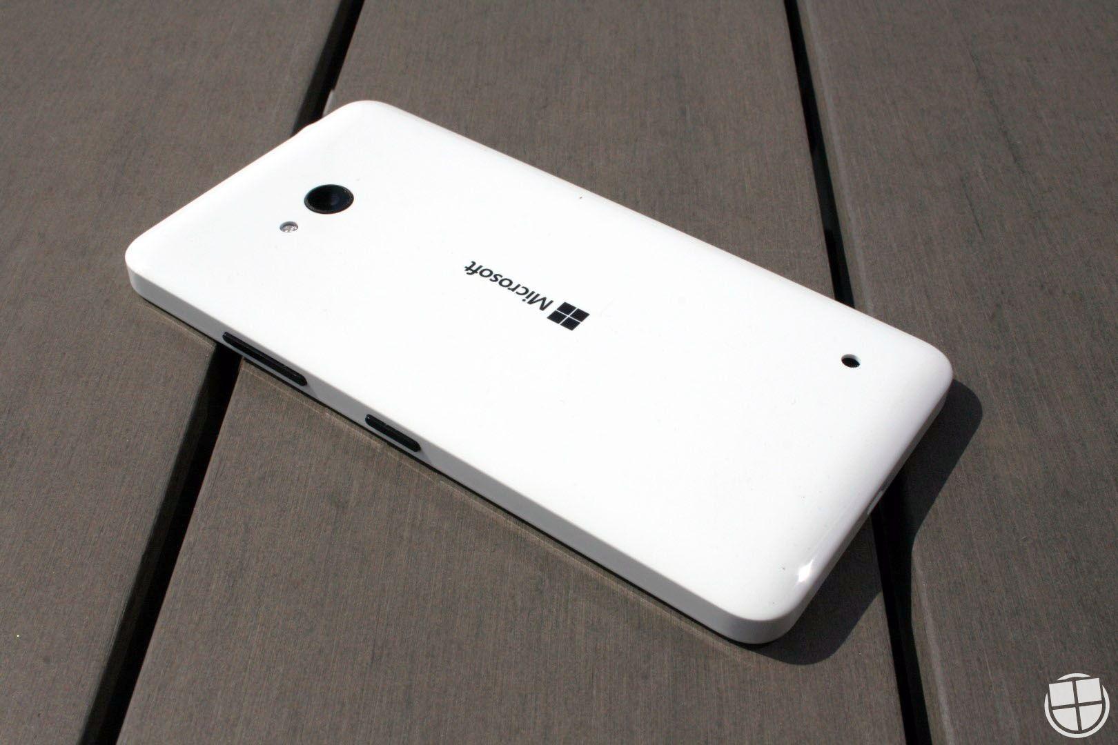 Test du microsoft lumia 640 sous windows phone 8 1 for Photo ecran lumia 640