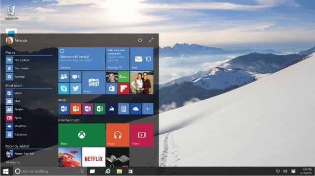 07866695-photo-windows-10-start-screen