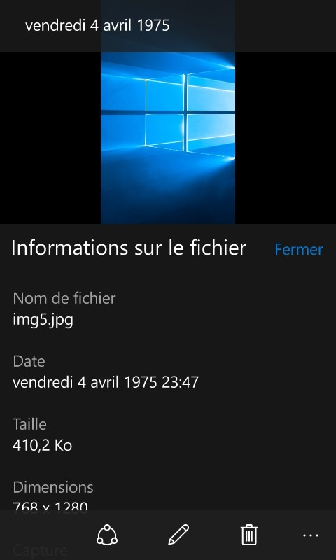 how to clear cache in windows 10 mobile