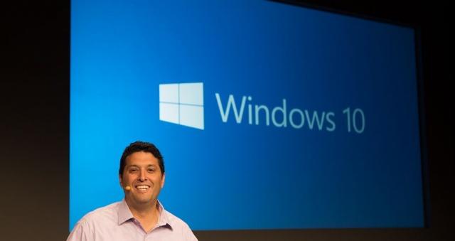Windows 10 Entreprise installé sur près d'un million et demi de terminaux