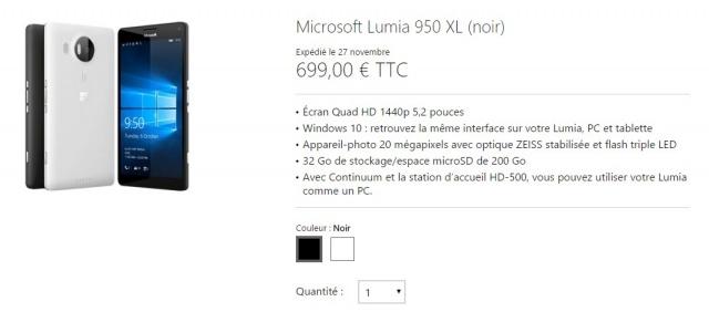 precommande-lumia-950-xl