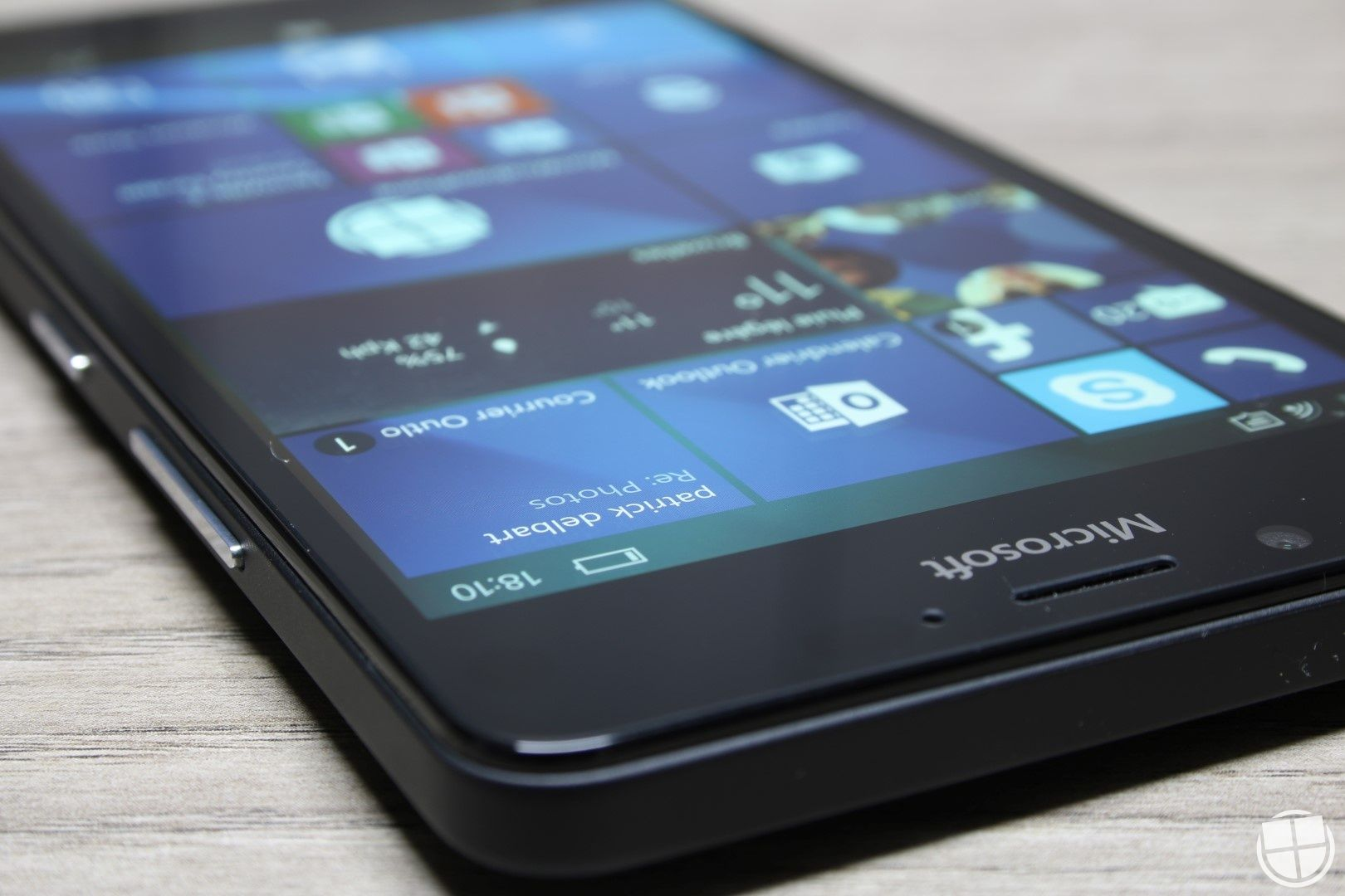 Test du Microsoft Lumia 950 sous Windows 10 Mobile ...