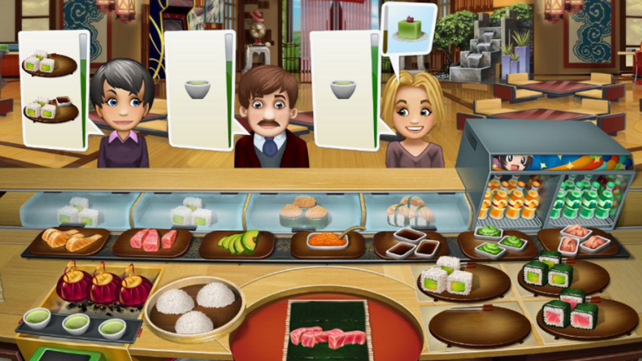 le jeu de cuisine cooking fever d barque sur le windows store monwindows. Black Bedroom Furniture Sets. Home Design Ideas