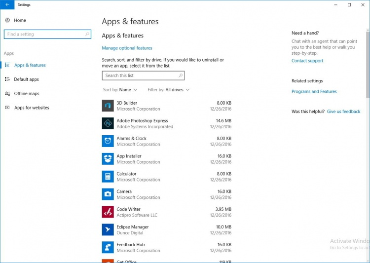 apps-settings-page-windows10