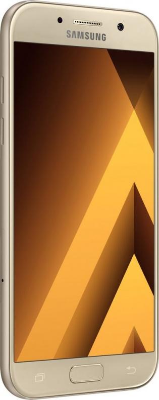 Galaxy-A5-gold
