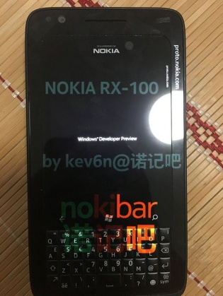 Nokia-RX-100-Prototyp-Hardware-Tastatur-Windows-Developer-Preview
