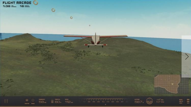 PWA_FlightArcade